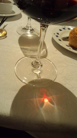 ワインの天使